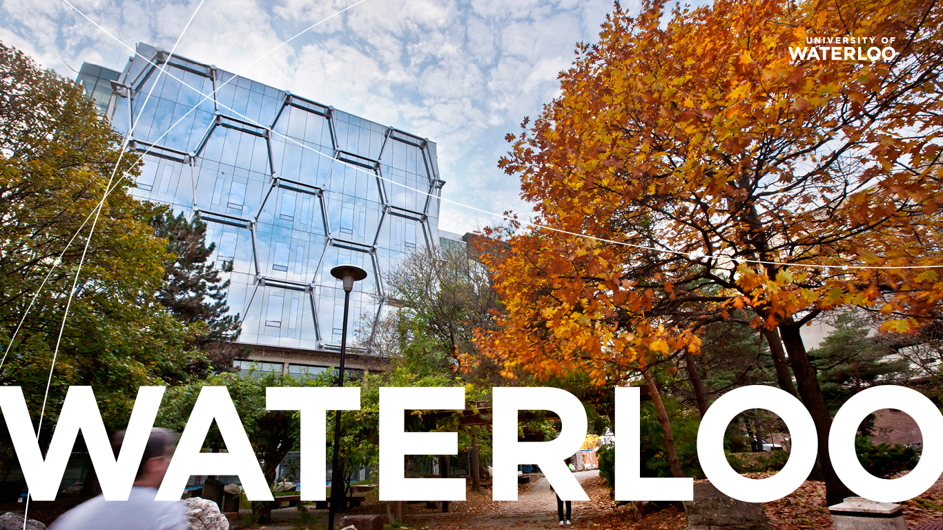 University Of Waterloo: 1366 X 768
