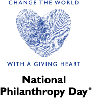 National Philanthropy Day: Change the world with a giving heart