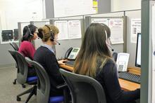 src call centre interviewers