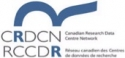 Canadian Research Data Network (CRDCN) logo.