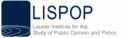 Laurier Institute for the Study of Public Opinion and Policy (LISPOP) logo.