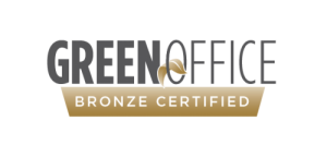 Green Office Bronze Certified logos