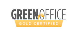 Green Office Gold Certified Logo
