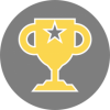 Bike Challenge Trophy icon