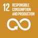 SDG 12 - Responsible production and consumption