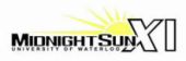 Midnight Sun Solar Car logo