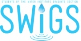 Students of the Water Institute Graduate Section Logo