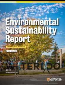 2018 Sustainability Report (Summary) front page