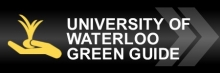 University of Waterloo Green Guide
