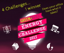 Green Office Challenge promo image
