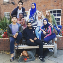 Jeff and International Group of Merit360 delegates