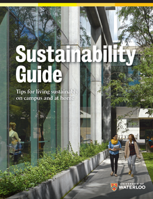 Sustainability Guide front page