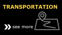Transportation icon button