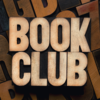 """Wooden block letters spelling out """"book club"""""""