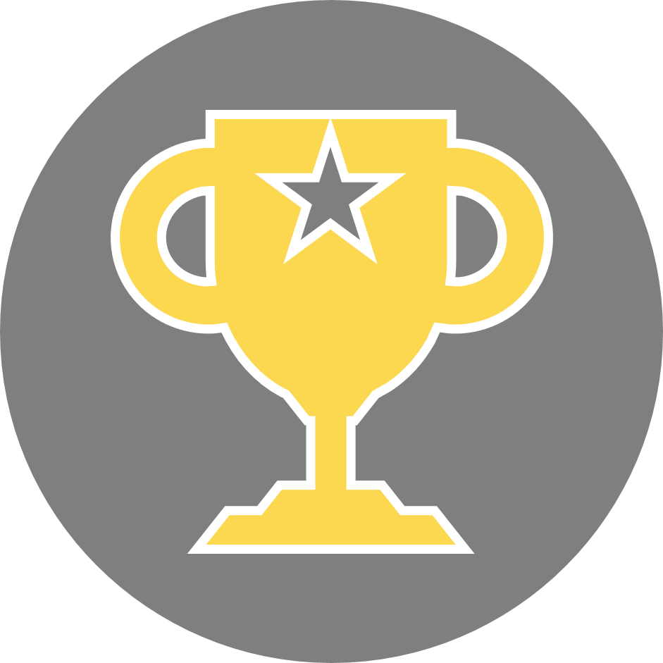 Bike Challenge Trophy icon