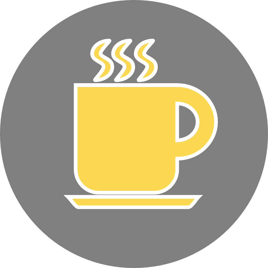 Bike Breakfast Coffee Icon