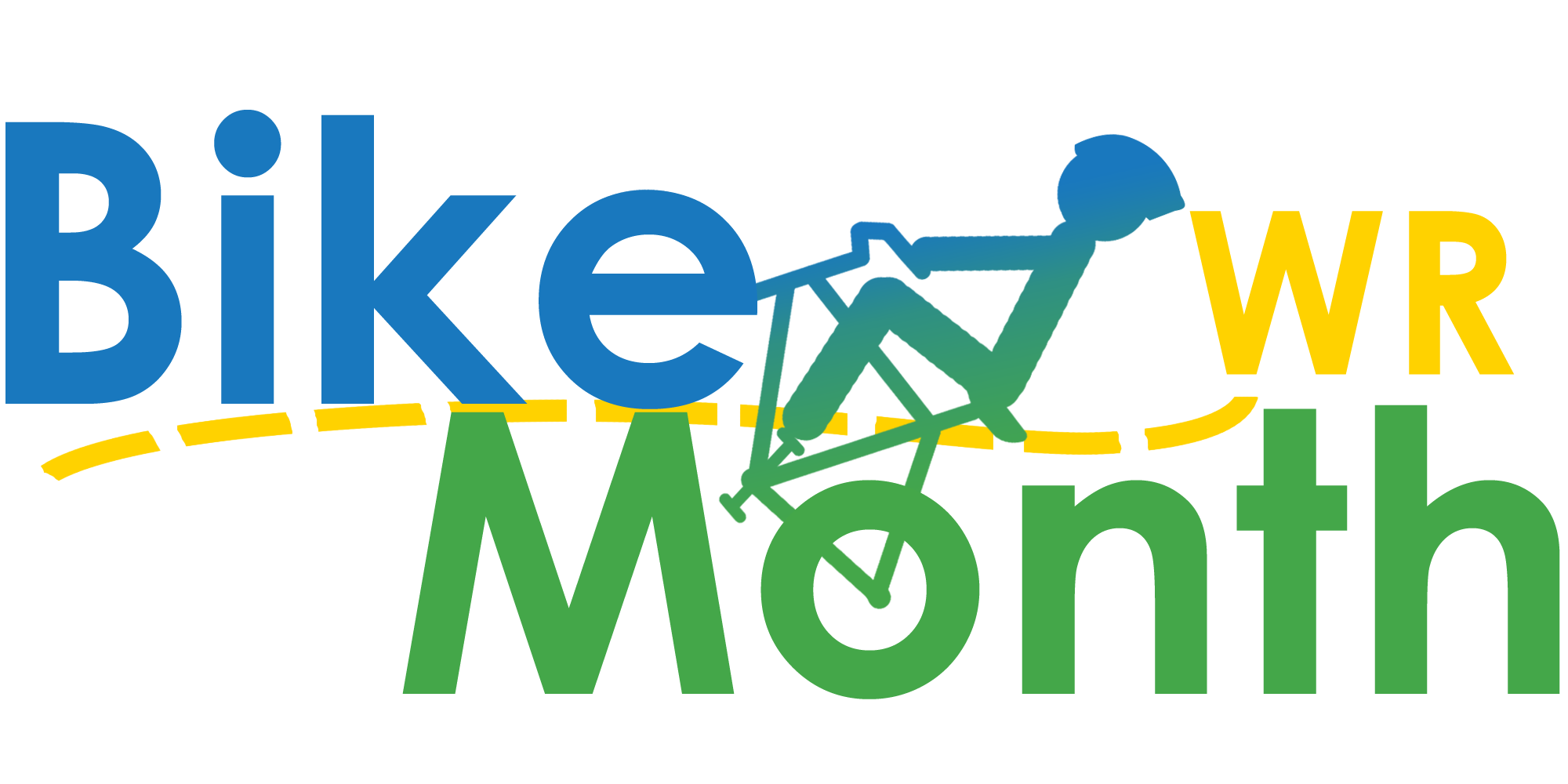 Bike Month Logo