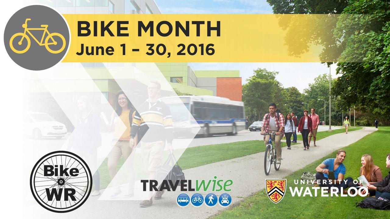 Bike Month 2016 Banner