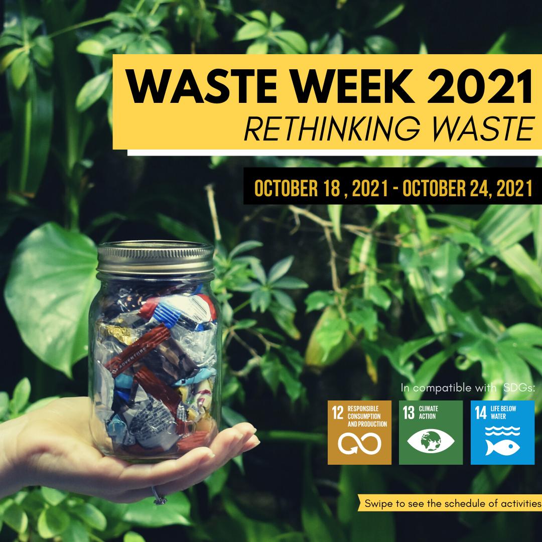 Waste Week Promo