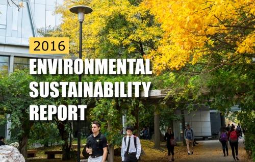 Environmental Sustainability Report Horizontal cover image