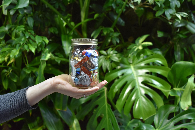 Low Waste Jar
