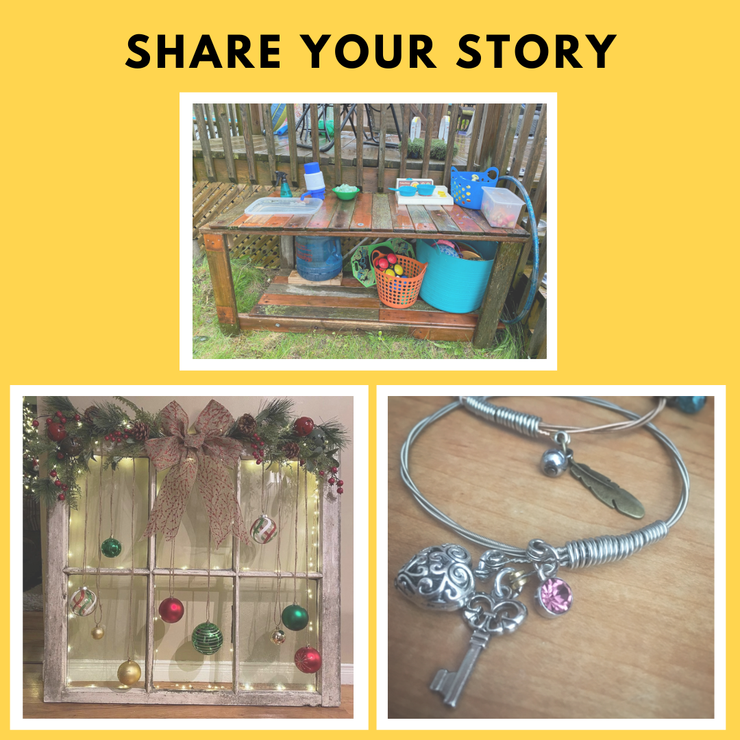 Sustainability Feature: Share your Story
