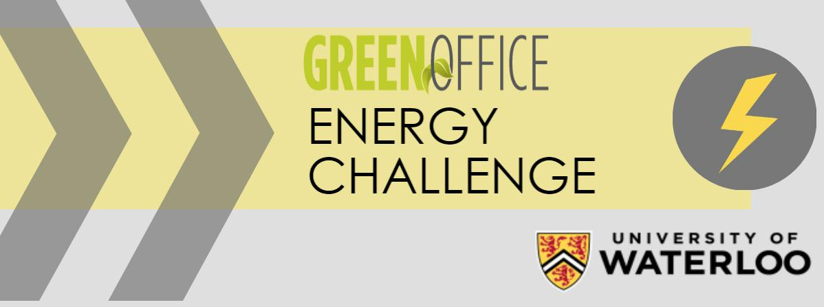Event banner with Green Office logo