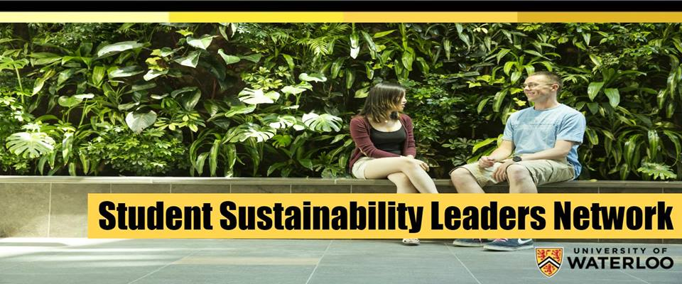 Student Sustainability Leaders Banner
