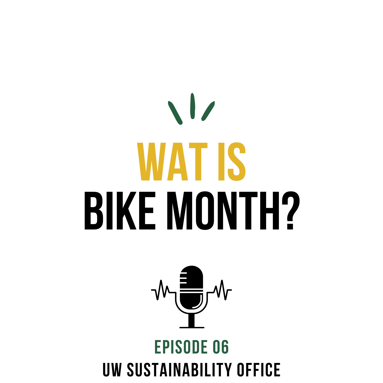 Podcast logo episode 6