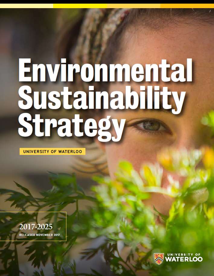 Environmental Sustainability Strategy cover image
