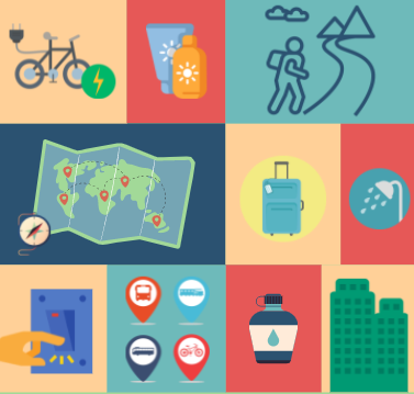 A guide to becoming a sustainable traveller