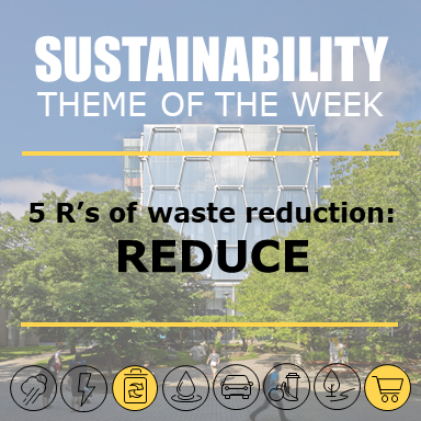 Theme of the Week: Reduce