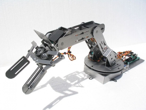 Arm interface for robotic arm control | Systems Design Engineering