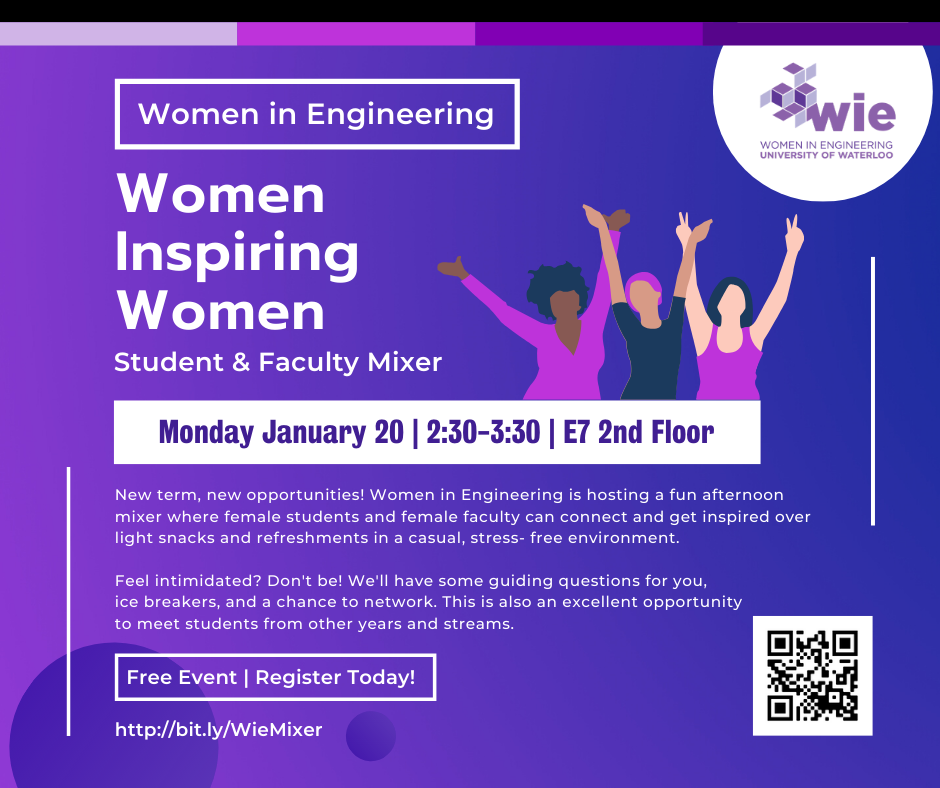 women in engineering event