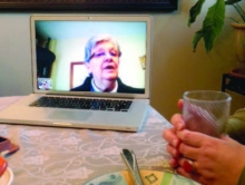 MArtha Smith Good on Skype