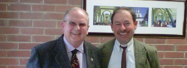 Joe and Scott BZ, March 27, 2013