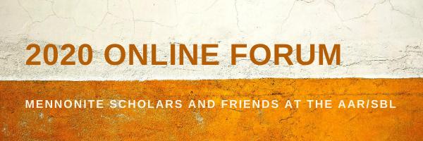 2020 Online Forum