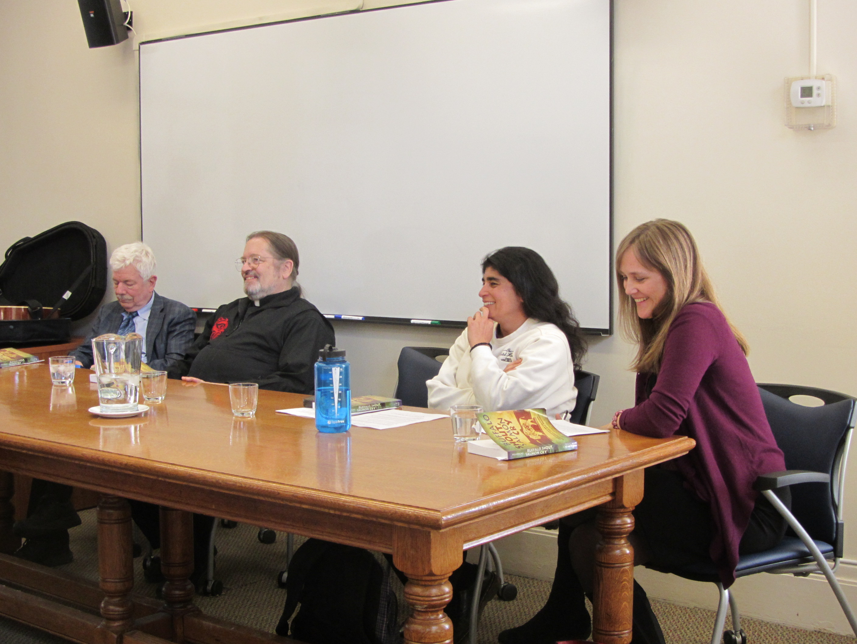 Buffalo Shout Panel Discussion