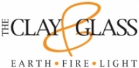 Clay and Glass Gallery logo