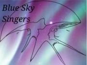 Blue Sky Singers logo