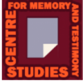 Centre for Memory and Testamony Studies logo