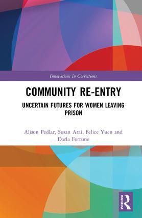 Community Re-Entry Uncertain Futures for Women Leaving Prison.