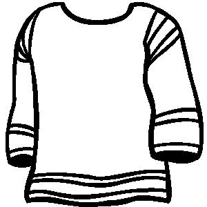 sport jersey clipart