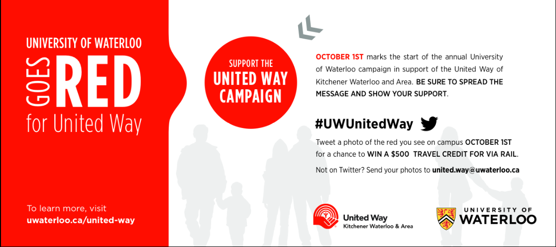 UW Goes Red for United Way
