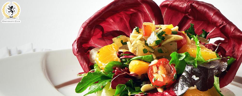 Entree salad