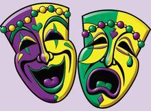 Carnavale masks