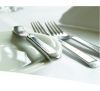 Side plate with cutlery