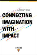 "title reads ""connecting imagination with impact"""
