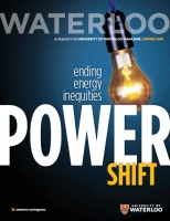 Power Shift cover article