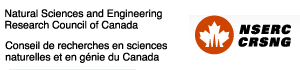 Natural Sciences and Engineering Research Council of Canada (NSERC)